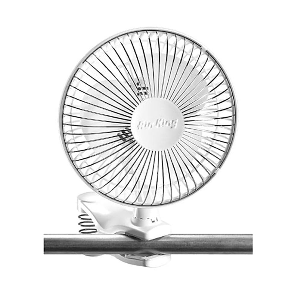 Air King 6″ Clip-On Fan - Aquaponics For Life