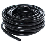 1″ Inner Diameter Black Flexible Vinyl Tubing – 100′ - Aquaponics For Life