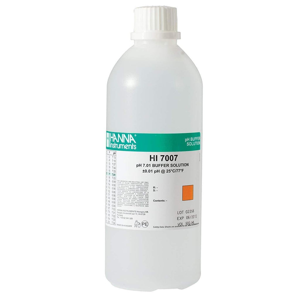 pH 7.01 Buffer Solution – 16 oz - Aquaponics For Life