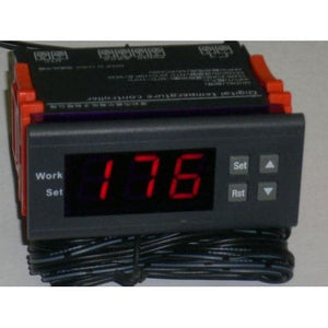 AquaHeat Temperature Controller Thermostat - Aquaponics For Life