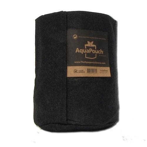 AquaPouch 1-Gallon Fabric Pot - Aquaponics For Life