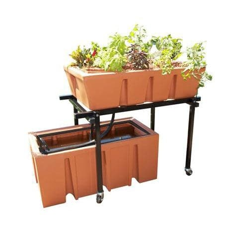 AquaUrban 60 Gallon Aquaponic System - Aquaponics For Life