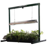 Jump Start High Output Grow Light, 2ft - Aquaponics For Life