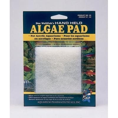 Cleaning Pad For Acrylic - Aquaponics For Life