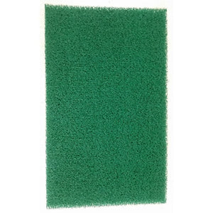 Large Green Solids Filtration Mat - Aquaponics For Life