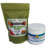 Maxicrop with Iron Nutrient Pack - Aquaponics For Life