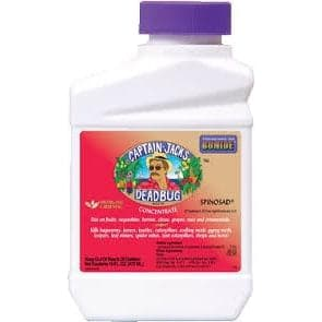 Bonide 252 Captain Jack's DeadBug Brew – Spinosad Concentrate - Aquaponics For Life