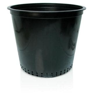 12″ Round Mesh Bottom Pot - Aquaponics For Life
