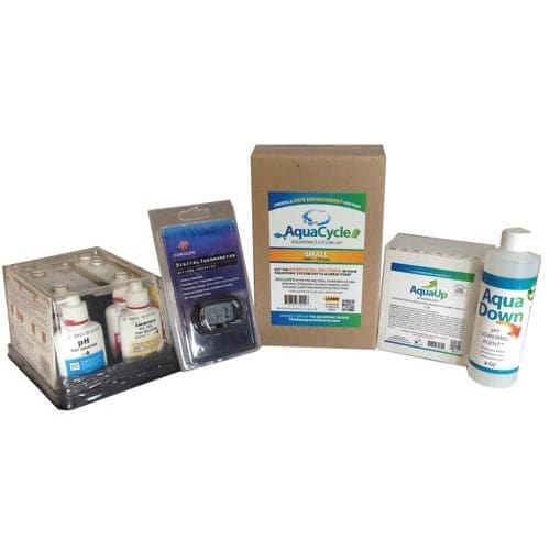 AquaStart Getting Started with Aquaponics Combo Pack - Aquaponics For Life