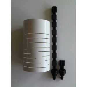 AquaParts Aquaponics Flood and Drain Fittings Kit - Aquaponics For Life