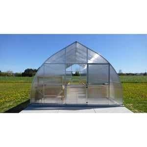 Hoklartherm RIGA Greenhouses - Aquaponics For Life