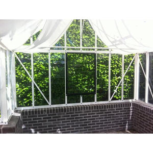 Janssens Royal Victorian Antique Orangerie Greenhouse - Aquaponics For Life