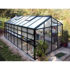 Victorian Greenhouse - Aquaponics For Life