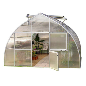 Hoklartherm RIGA XL Greenhouse - Aquaponics For Life