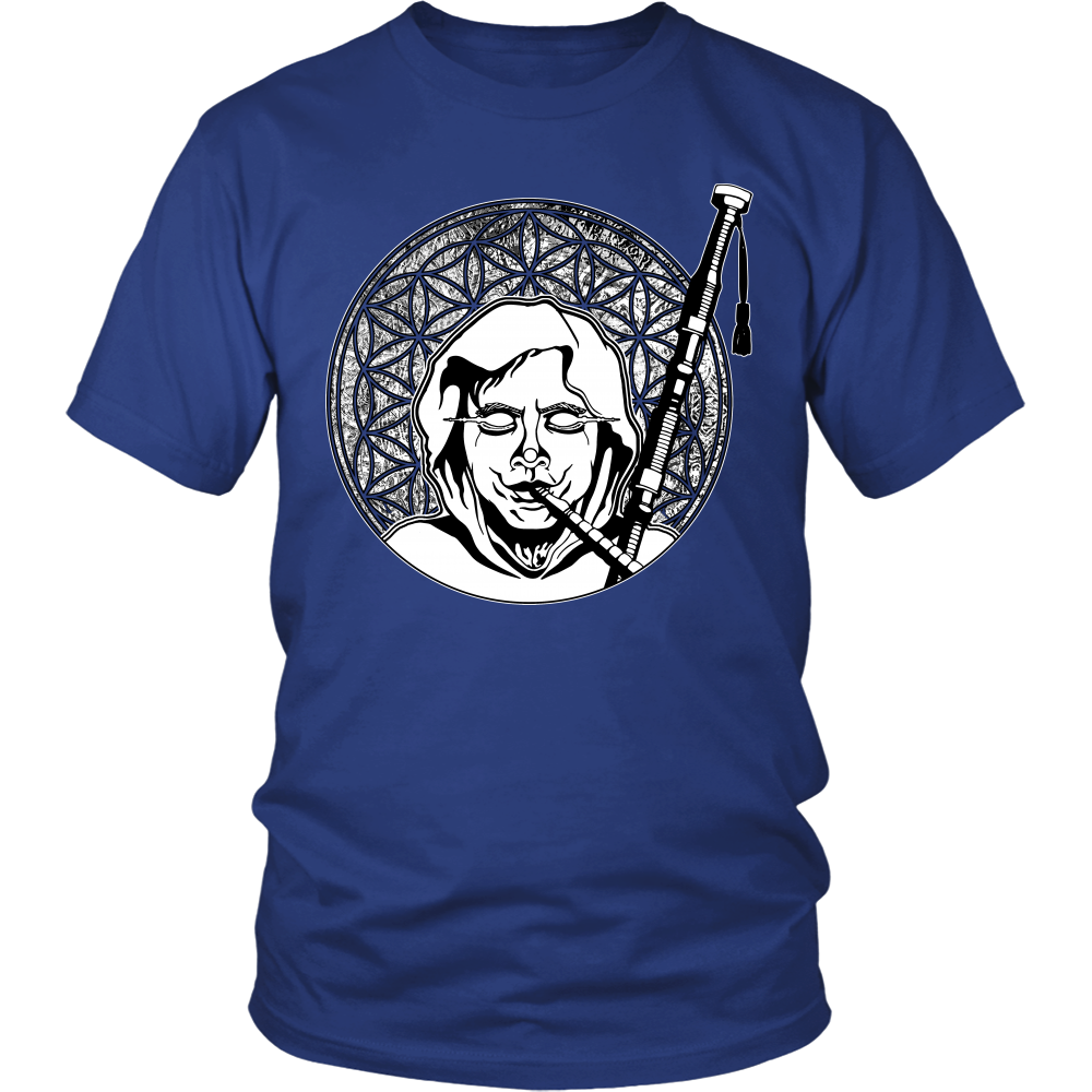 Jedi Piper T Shirt - Toots & Booms