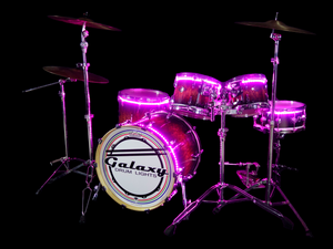 5 Pack Drum Light System - Toots & Booms