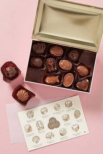 Louis Sherry Chocolates