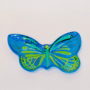 Andy Warhol Butterfly Dish