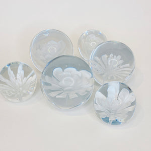 Tozai Floral Paperweight