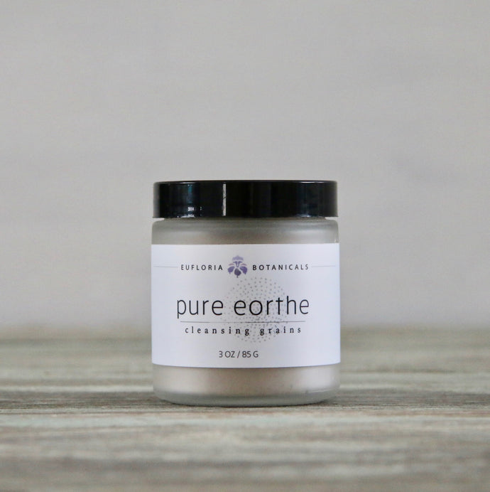 Pure Eorthe Cleansing Grains - Eufloria Botanicals