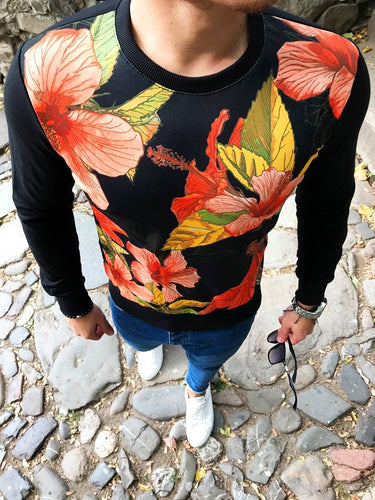 BLUZA FLOWER POWER