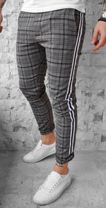 Pantaloni casual slim GD