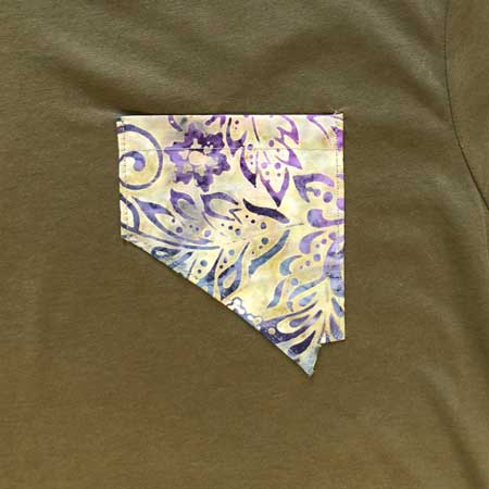 Home Means Nevada Shirt - Mountain Sage