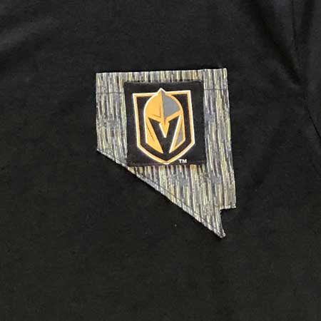 Home Means Nevada Vegas Golden Knights Shirts - Suave Black