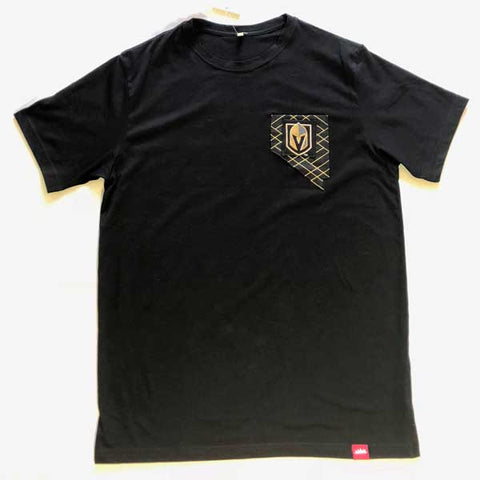 Home Means Nevada Vegas Golden Knights Shirts - Golden Tracks