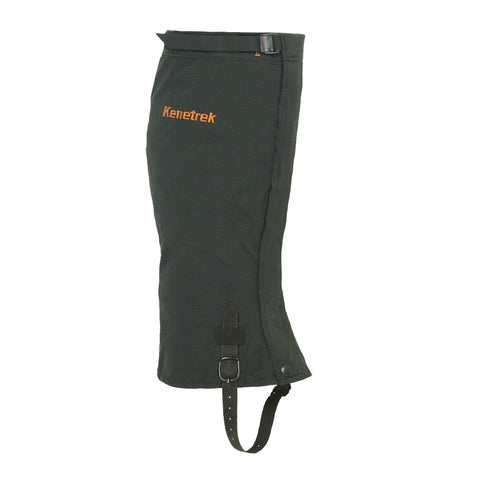 SOLID BLACK GAITERS - Kenetrek Canada