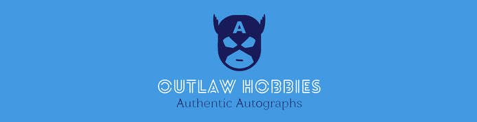 Outlaw Hobbies Authentic Autographs