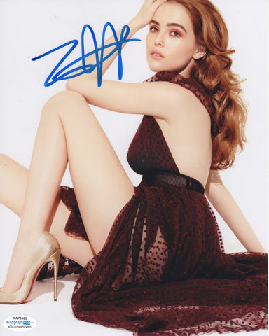Zoey Deutch Sexy Signed Autograph 8x10 Photo #5 - Outlaw Hobbies Authentic Autographs