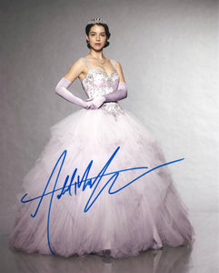 Adelaide Kane Once Upon A Time Signed Autograph 8x10 Photo