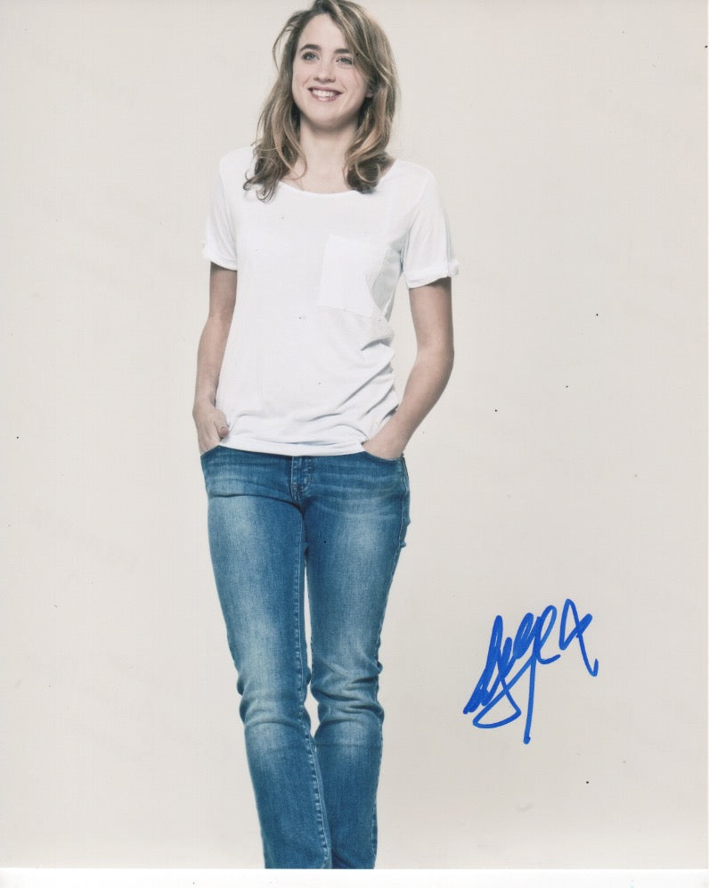 Adele Haenel Signed Autograph 8x10 Photo #4