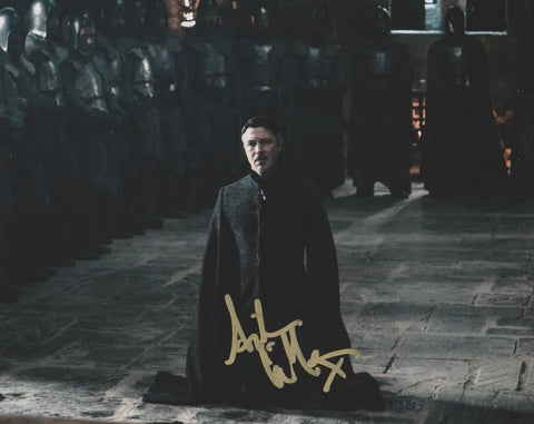 Aidan Gillen Game of Thrones Signed Autograph 8x10 Photo #2 - Outlaw Hobbies Authentic Autographs