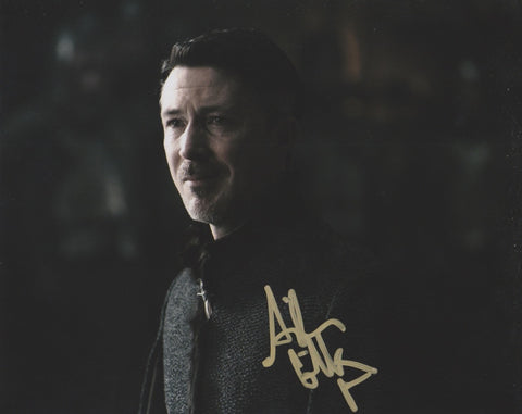 Aidan Gillen Game of Thrones Signed Autograph 8x10 Photo #3