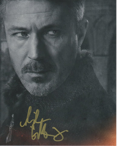 Aidan Gillen Game of Thrones Signed Autograph 8x10 Photo #7 - Outlaw Hobbies Authentic Autographs