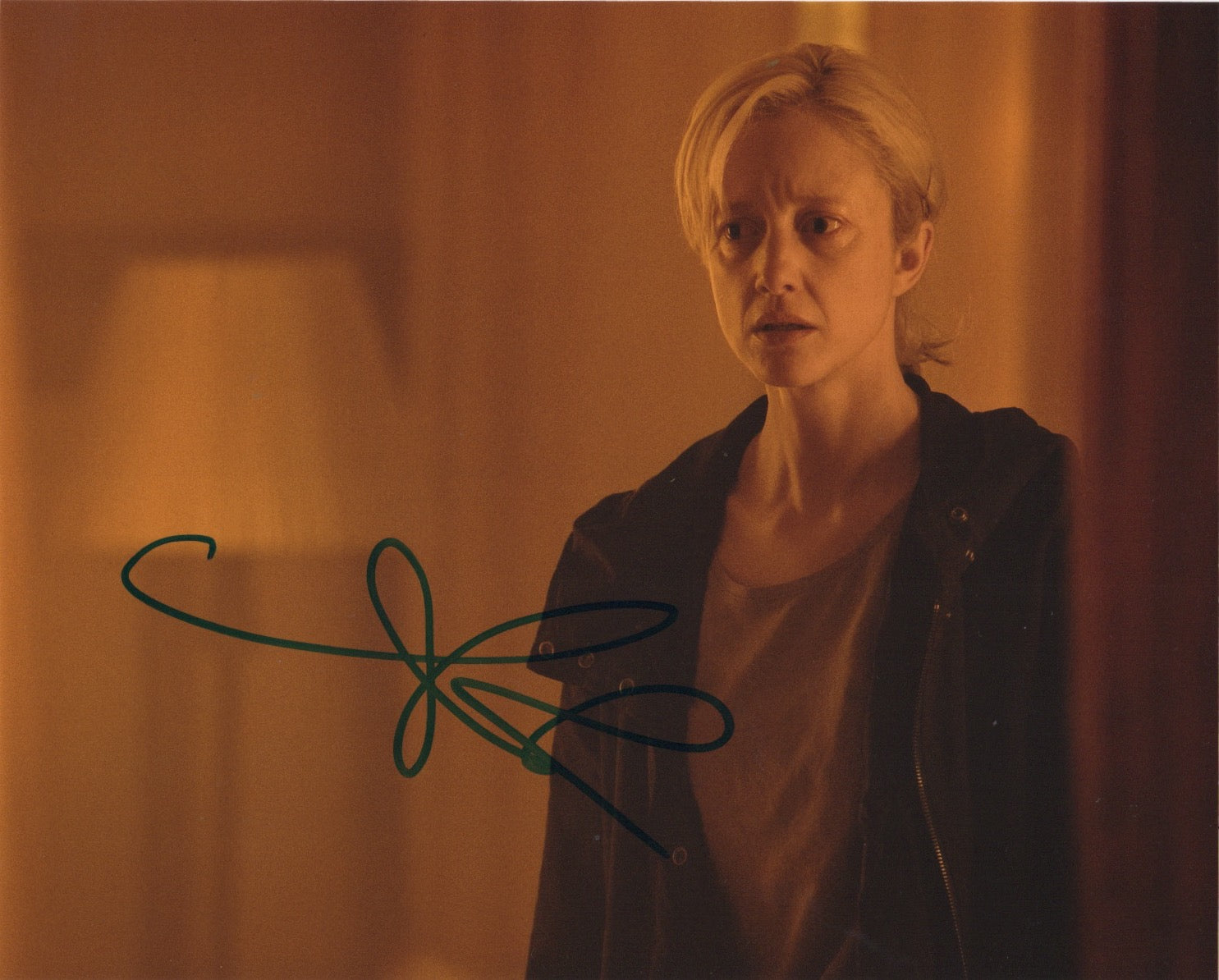 Andrea Riseborough Autograph Signed 8x10 Photo #3 - Outlaw Hobbies Authentic Autographs