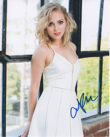 Anna Sophia Robb Signed Autograph 8x10 Photo