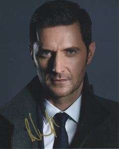 Richard Armitage Signed Autograph 8x10 Berlin Station Photo #8 - Outlaw Hobbies Authentic Autographs