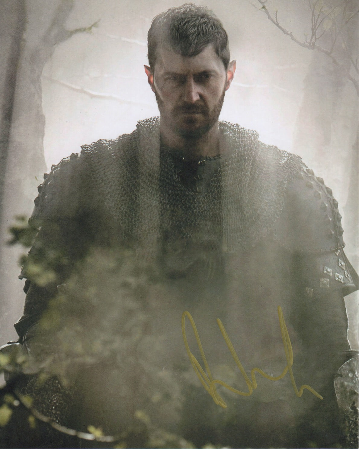 Richard Armitage Signed Autograph 8x10 Pilgrimage Photo #11