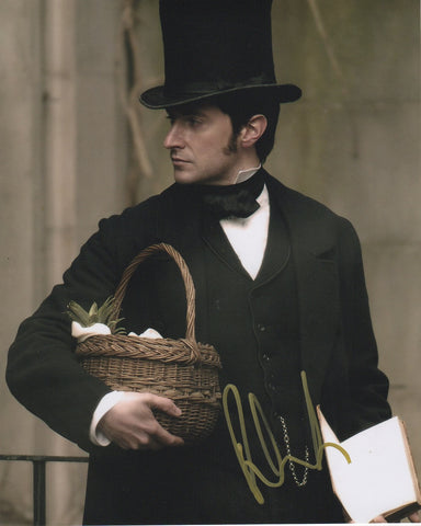 Richard Armitage Signed Autograph 8x10 North Northwest BBC Photo #6 - Outlaw Hobbies Authentic Autographs