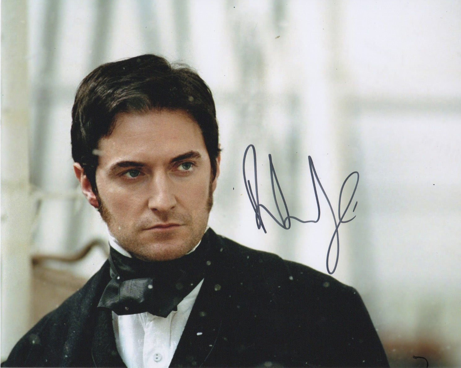 Richard Armitage Signed Autograph 8x10 North Northwest BBC Photo #7