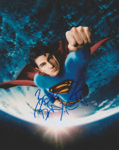 Brandon Routh Superman Signed Autograph 8x10 Photo #3