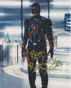 Brandon Routh Legends of Tomorrow Signed Autograph 8x10 Photo #5