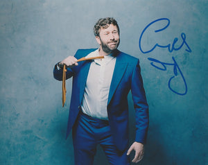 Chris O'Dowd Signed Autograph 8x10 Photo #2 - Outlaw Hobbies Authentic Autographs