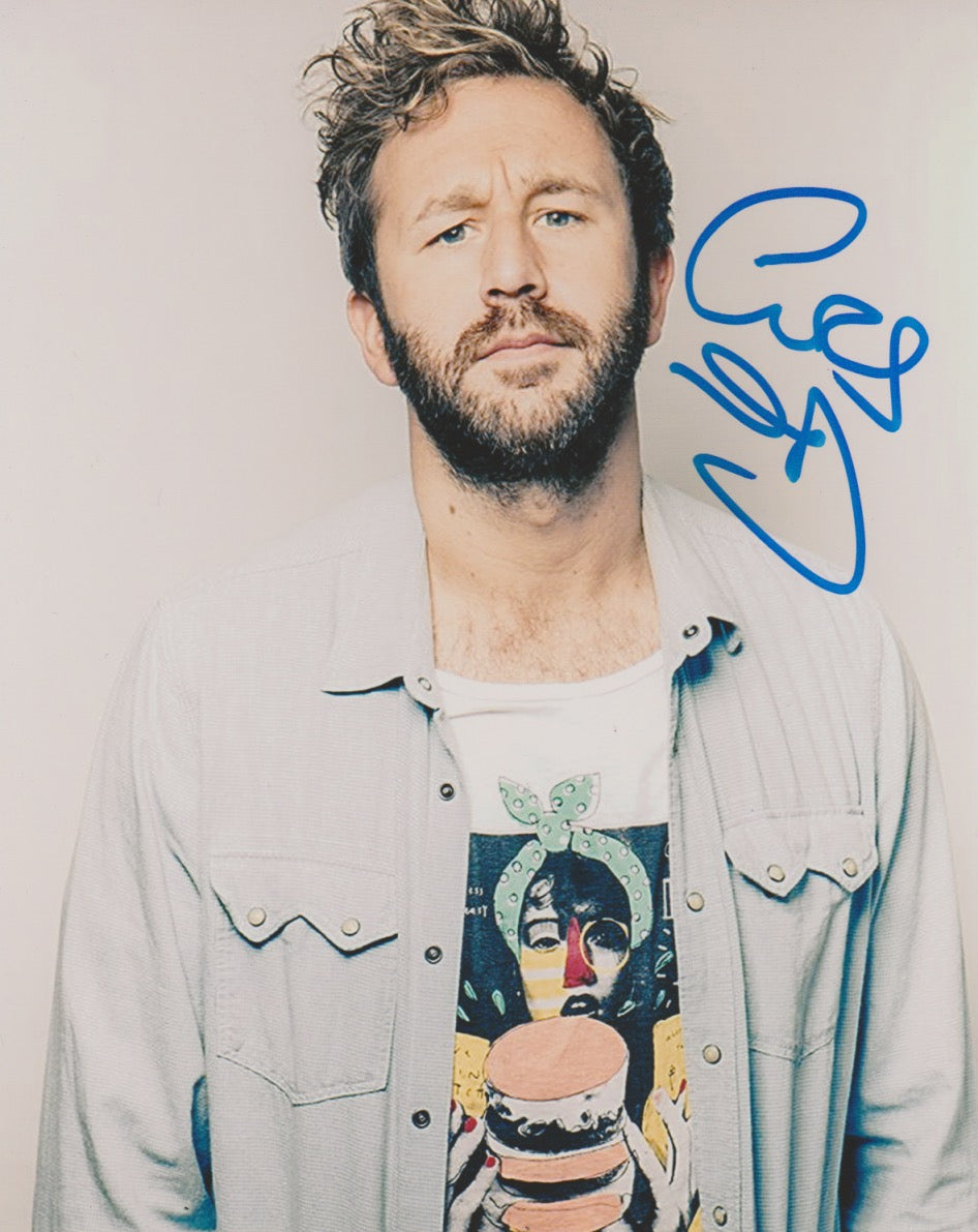 Chris O'Dowd Signed Autograph 8x10 Photo #3 - Outlaw Hobbies Authentic Autographs