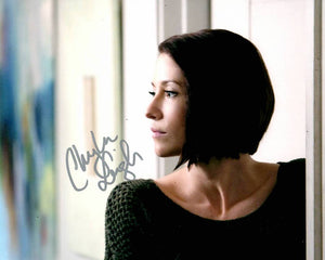 Chyler Leigh Supergirl Signed Autograph 8x10 Photo #6 - Outlaw Hobbies Authentic Autographs