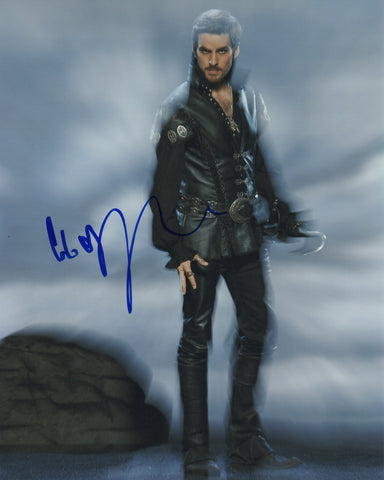 Colin O'Donoghue Once Upon A Time  Signed Autograph 8x10 Photo #6 - Outlaw Hobbies Authentic Autographs