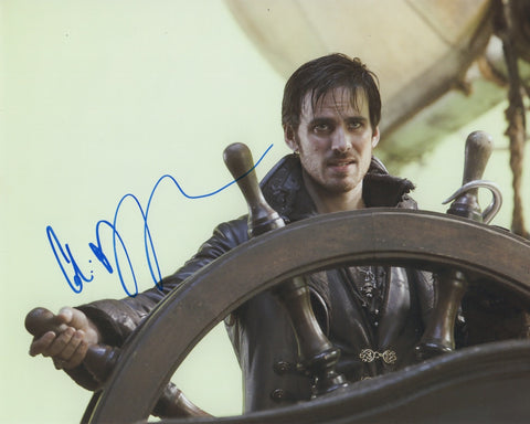 Colin O'Donoghue Once Upon A Time  Signed Autograph 8x10 Photo #7 - Outlaw Hobbies Authentic Autographs